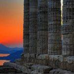 Сунион — храм Посейдона