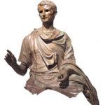 Изваяние императора Октавиана