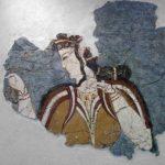 Фреска из Микен