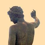 Статуя мальчика из Марафона