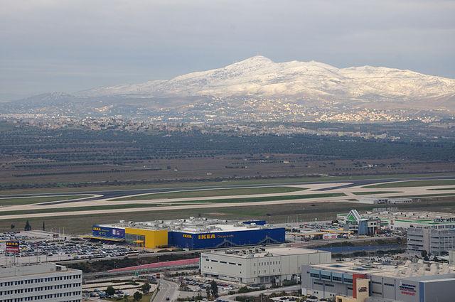 Афинский аэропорт «Элефтериос Венизелос»