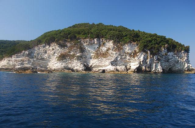 Остров Антипаксос (Андипакси)