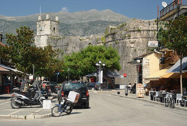 Замок Янины