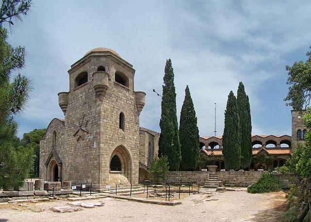 Монастырь Филеримос