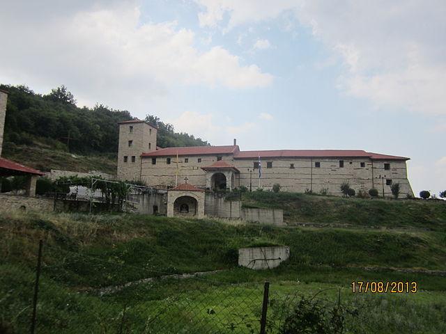 Монастырь Святой Троицы